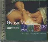 The Rough Guide to gypsy music