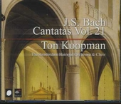 Complete cantatas. Vol. 21