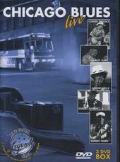 Chicago blues : Live