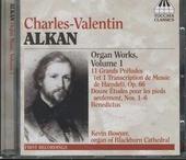 Organ music volume 1. vol.1