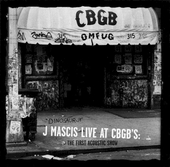 J. Mascis live at CBGB's : the first acoustic show
