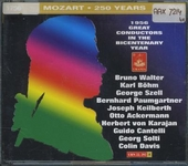 Mozart 250 years : Great conductors in the bicentenary year