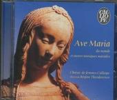 Ave Maria du monde et autres musiques mariales