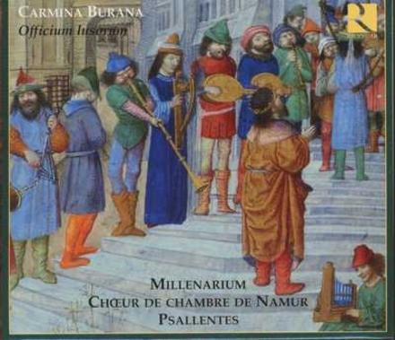 Carmina burana : Officium lusorum