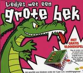 Liedjes met een grote bek : krokodil