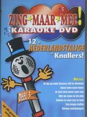 Zing maar mee! : 12 Nederlandstalige knallers. vol.3