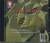 Complete piano music. vol.3