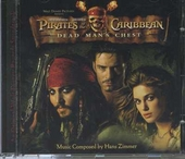 Pirates of the Caribbean : dead man's chest : an original Walt Disney Records soundtrack
