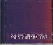 Four guitars - live