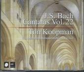Complete cantatas. Vol.22
