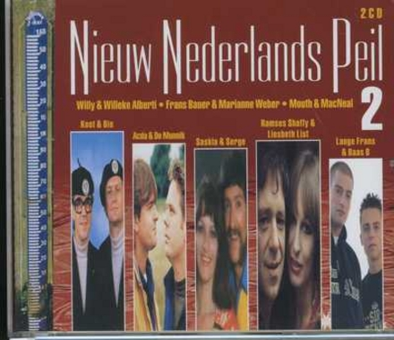 Nieuw Nederlands peil. vol.2
