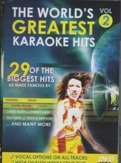 The world's greatest karaoke hits. vol.2