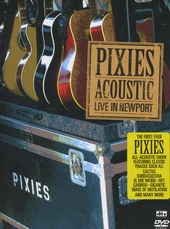 Pixies acoustic : Live in Newport