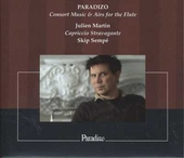 Paradizo : consort music & airs for the flute