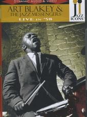 Live in '58 - Belgium