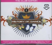 History of dance. vol.1 : The club edition