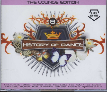 History of dance. vol.8 : The lounge edition