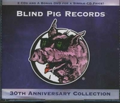 Blind Pig records : 30th anniversary collection