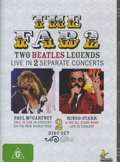 The fab 2 - live in 2 separate concerts. vol.2