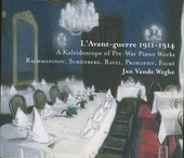 L'avant-Guerre 1911-1914 : A kaleidoscope of pre-war piano works