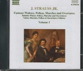 Famous waltzes, polkas, marches and overture Volume 1. vol.1