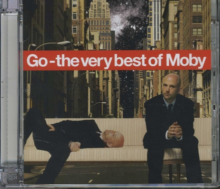 Go : the very best of Moby