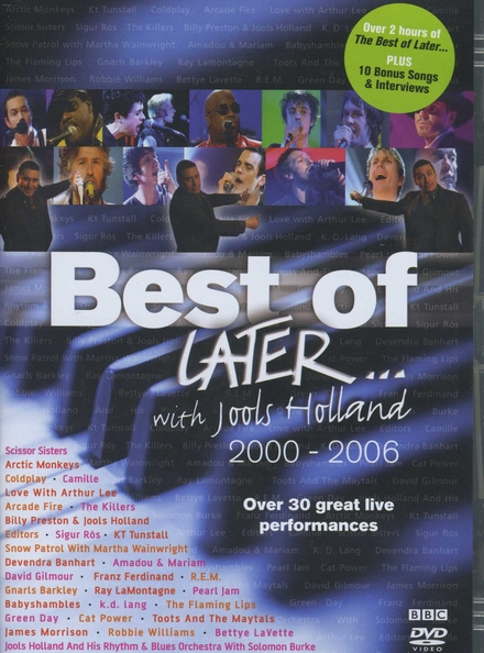 Best of later... with Jools Holland 2000-2006
