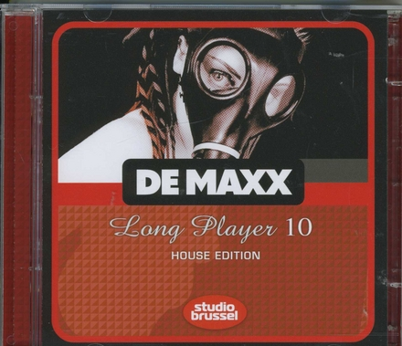 De maxx [van] Studio Brussel : long player. 10
