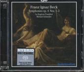 Symphonies op. 4, 1-3
