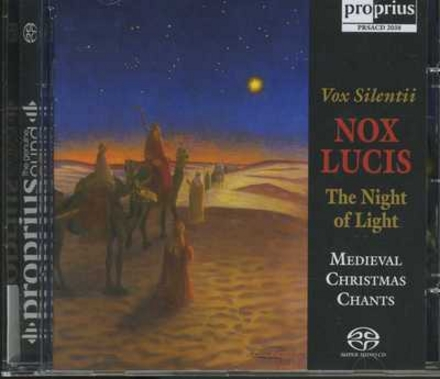 Nox lucis : Medieval Christmas chants
