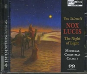 Nox lucis : Medieval Christmas chants
