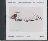 The piano sonatas. Volume III