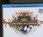 History of dance : the Eurodance edition. vol.10