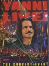 Yanni live! : The concert event