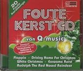 Foute Kerst cd van Q-music