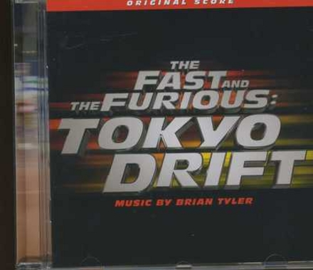 The fast and the furious : Tokyo drift : original score