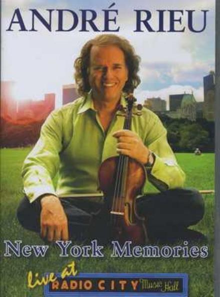 New York memories : live at the Radio City Music Hall