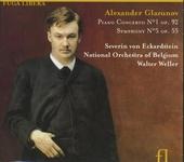 Piano concerto no.1 op. 92