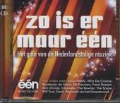 Zo is er maar één : Het gala van de Nederlandstalige muziek