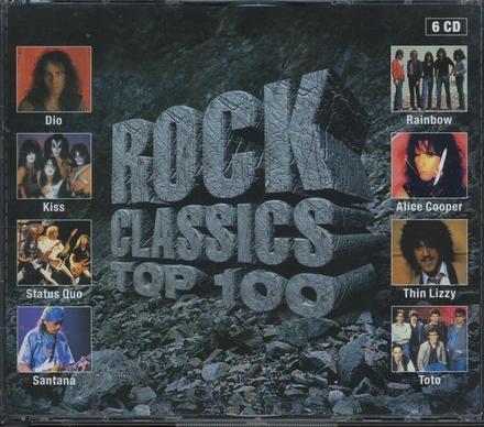 Rock classics top 100