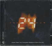 Twenty Four : Music from the television series