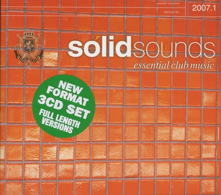 Solid sounds 2007 : Essential club music. vol.1