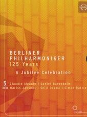 Berliner Philharmoniker 125 years - A jubilee celebration