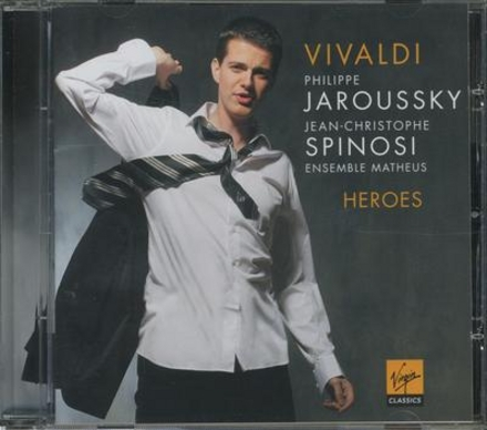 Heroes : Vivaldi opera arias