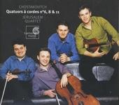 Quatuors à cordes no.6, 8 & 11