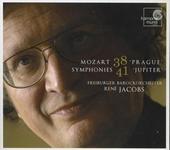 "Symphonies 38 ""Prague"" & 41 ""Jupiter"""