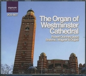 The organ of Westminster Cathedral