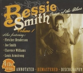 Bessie Smith : queen of the blues. vol.1