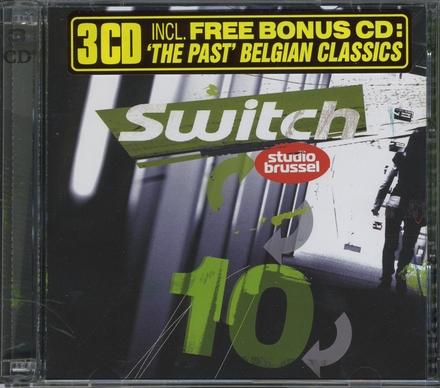 Switch [van] Studio Brussel. 10
