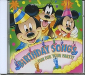 Birthday songs : fun for your party!